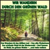 Wir wandern durch den grünen Wald, Folge 1 von Various Artists