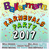 Ballermann Karnevalsparty 2017 von Various Artists
