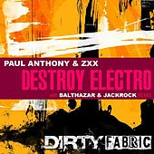 Destroy Electro by Paul Anthony