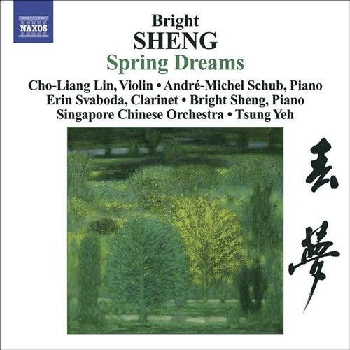 Sheng, Bright: Spring Dreams/ Three Fantasies for Violin and Piano/ Tibetan Dance by Various Artists