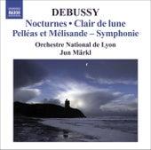 Claude Debussy Symphonie Pelleas et Melisande (arr. Constant) Trois Etudes (arr. Jarrell) Clair de lune (arr. Caplet) Berceuse heroique de Jun Markl