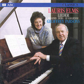 Lauris Elms – Lieder de Geoffrey Parsons