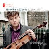 Vieuxtemps: Complete Works for Viola de Various Artists