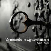 Brunnenthaler Konzertsommer 2015 & 2016 de Various Artists