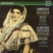 Shchedrin: Carmen Suite & Respighi: La Boutique fantasque by Various Artists