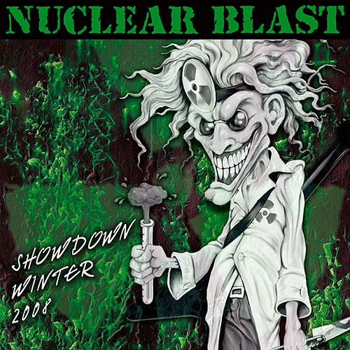 Nuclear Blast Showdown Winter 2008 by Various Artists