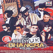 The Biggest UK Bhangra Hits, Vol.1 by Various Artists