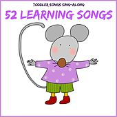 Toddler Songs Sing Along - 52 Learning Songs by The Kiboomers