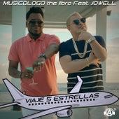 Viaje 5 Estrellas (feat. Jowell) de Musicologo The Libro