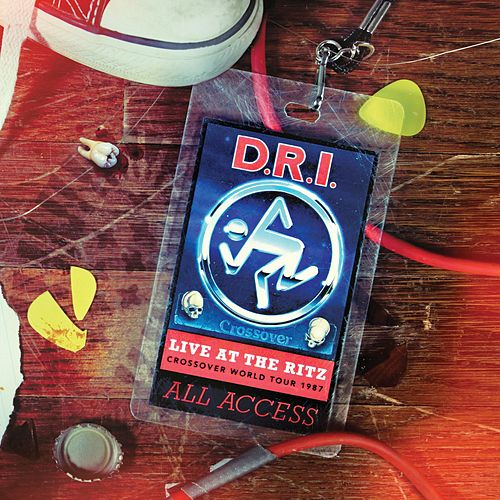 Live at the Ritz, 1987 by D.R.I.