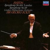 Haydn: Symphonies Nos. 95 & 104 de Sir Georg Solti