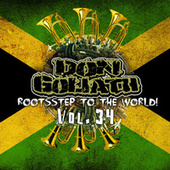 Rootsstep to the World, Vol. 34 by Don Goliath
