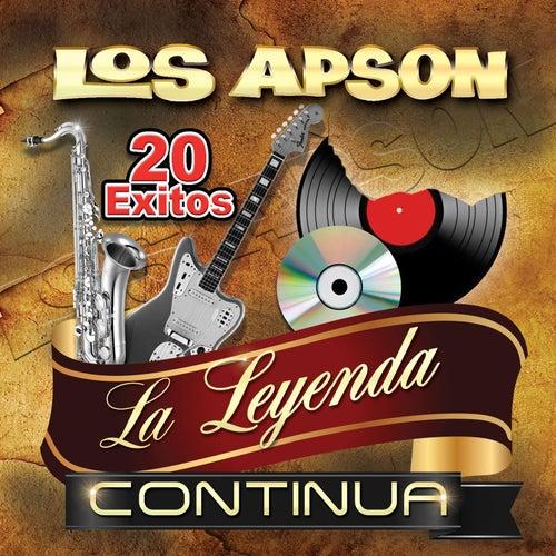 La Leyenda Continúa (20 Éxitos) by Los Apson