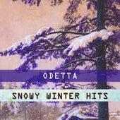 Snowy Winter Hits by Odetta