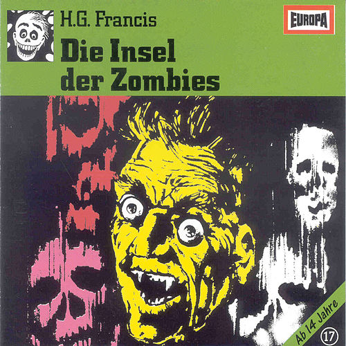 017/Die Insel der Zombies von Gruselserie