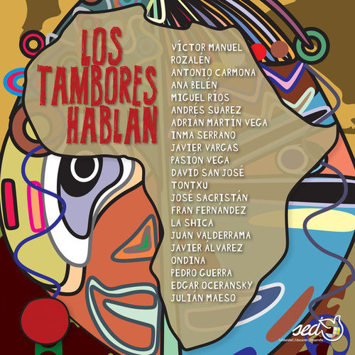 Los Tambores Hablan de Various Artists