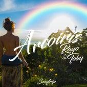 Arcoiris De Colores de Rayo y Toby