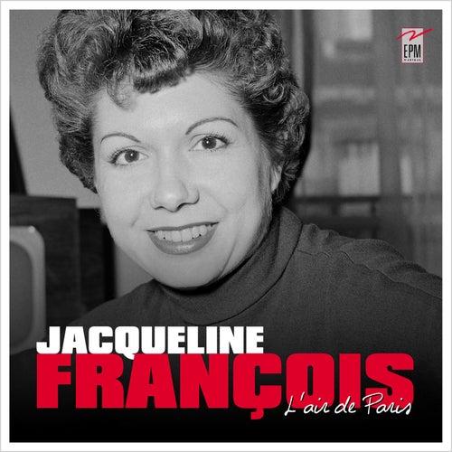 L'air de Paris de Jacqueline François