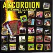 Accordion Conjunto Classics Vol. 1 by Various Artists