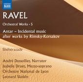 Ravel: Orchestral Works, Vol. 5 von Various Artists