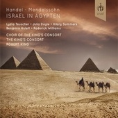Handel: Israel in Egypt, HWV 54 by Various Artists