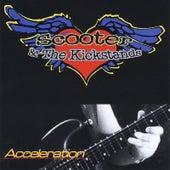 Acceleration von Scooter
