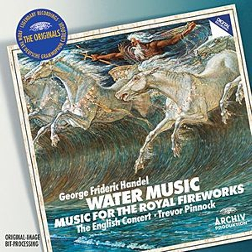 Handel: Water Music & Fireworks Music by Various Artists