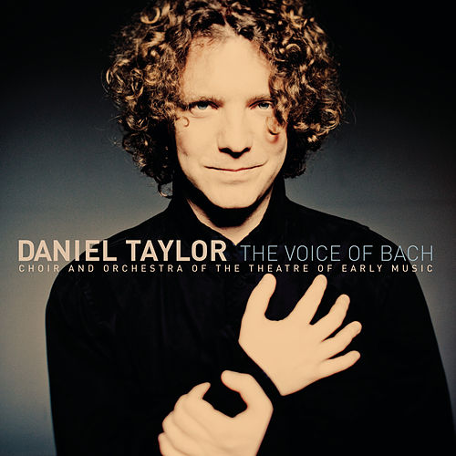 The Voice of Bach by Daniel Taylor