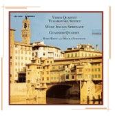 Italian Album de Guarneri Quartet