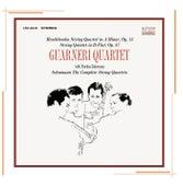 Mendelssohn and Schumann: String Quartets by Guarneri Quartet
