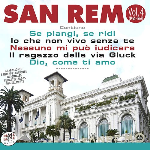 San Remo, Vol. 4 (1965-1967) by Various Artists