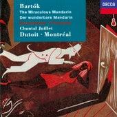 Bartók: The Miraculous Mandarin; 2 Portraits; Divertimento by Charles Dutoit