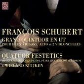 Schubert: String Quintet in C Major for Two Violins, Viola and Two Celli, Op. 163 D. 956 de Wieland Kuijken