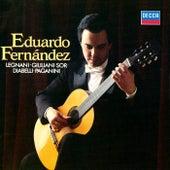 Legnani: Caprices / Giuliani: 3 Giulianate / Diabelli: Sonata In F Major / Paganini: Sonata In A Major etc by EDUARDO FERNÁNDEZ