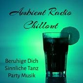 Ambient Radio Chillout - Beruhige Dich Sinnliche Tanz Party Musik mit Instrumental Electro Lounge Geräusche de Various Artists