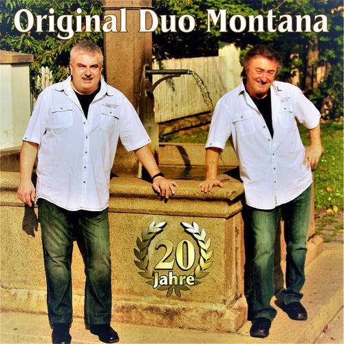 Original Duo Montana: 20 Jahre by Original Duo Montana