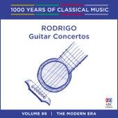 Rodrigo: Guitar Concertos (1000 Years Of Classical Music, Vol. 89) de Various Artists