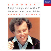 Schubert: Impromptus; Moments Musicaux; 6 German Dances von András Schiff