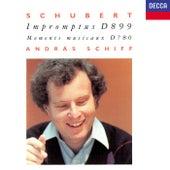 Schubert: Impromptus; Moments Musicaux; 6 German Dances de András Schiff