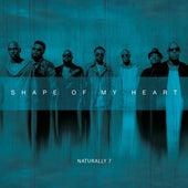 Shape of My Heart (feat. Peter Hollens) de Naturally 7