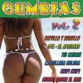 Cumbias Calientes Vol. 2 by Various Artists