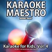 Karaoke for Kids, Vol. 4 by Tommy Melody