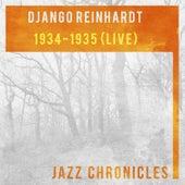 1934-1935 (Live) de Django Reinhardt