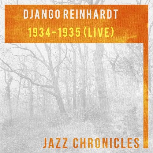 1934-1935 (Live) by Django Reinhardt
