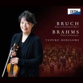 Bruch: Violin Concerto No. 1 & Brahms: Violin Concerto by Various Artists