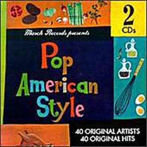 Pop American Style by Various Artists