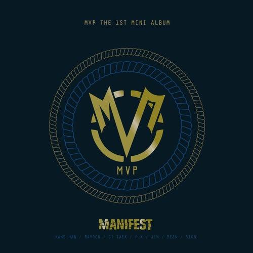 MANIFEST - 1st Mini Album by MVP