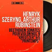 Beethoven: Sonates pour violon Nos. 9