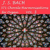 J.S. Bach: 371 Chorale Harmonisations for Organ, Vol. 3 by Claudio Colombo
