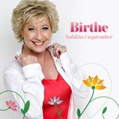Solskin I September by Birthe Kjær